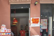 The Smile Bank, Malaga, Spain