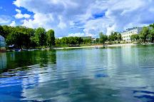 I. Yakutov Park, Ufa, Russia