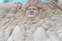 Mysore Sand Sculpture Museum, Mysuru (Mysore), India
