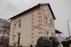 Железнодорожная станция  Đurmanec