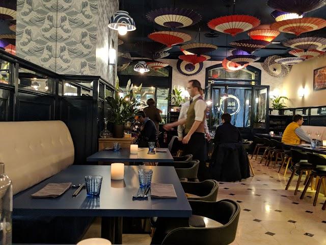 Restaurante Shinatoraya