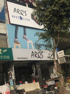 Arqs shoes islamabad