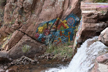 Rainbow Falls, Manitou Springs, United States