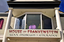 House of Frankenstein Wax Museum, Lake George, United States