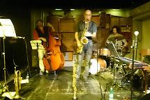 Jazz nos Fundos, Sao Paulo, Brazil