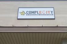 Complexity: A Puzzling Adventure, Farmington, United States