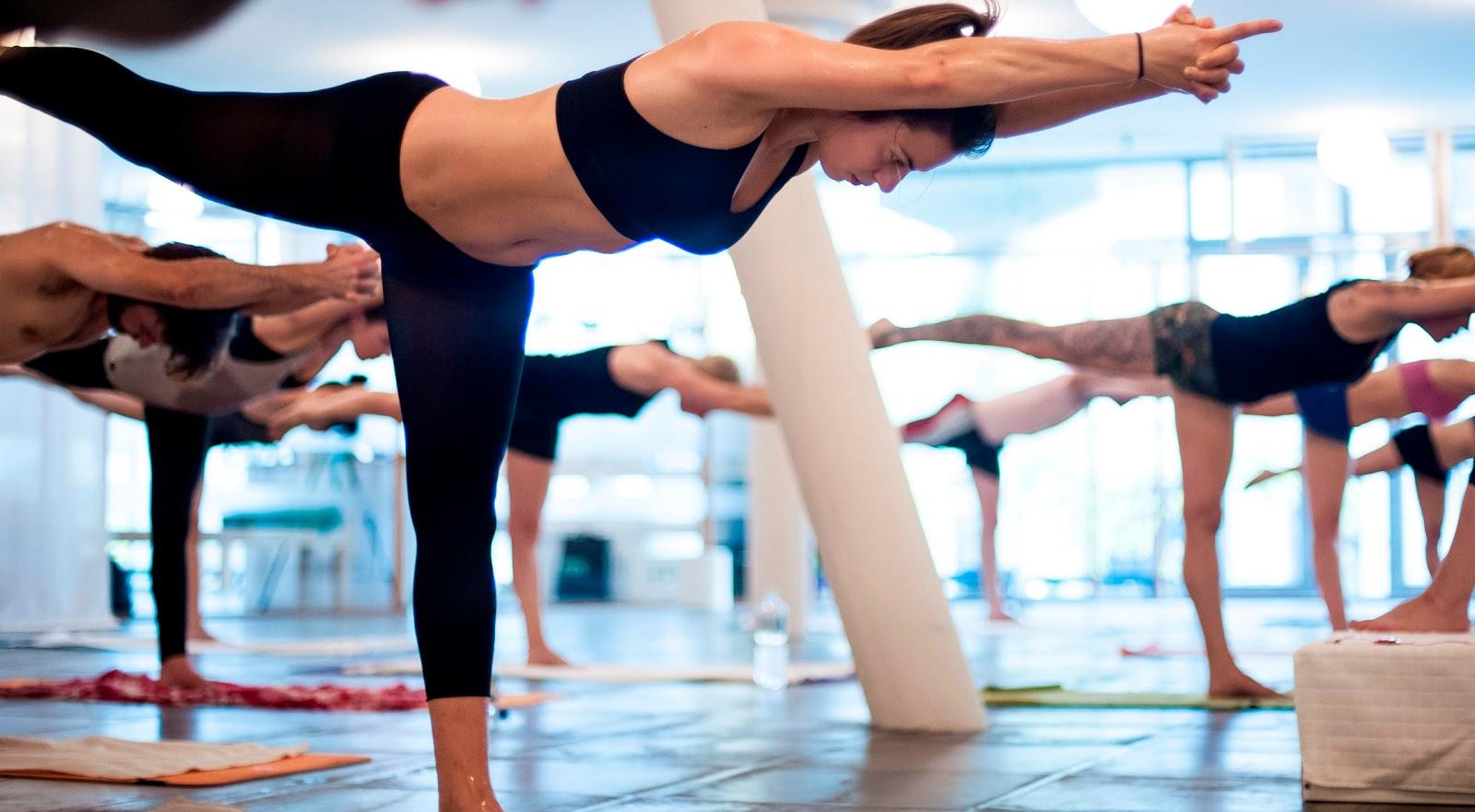 Bikram Yoga Berlin Mitte Mindbody