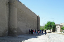 Stone Palace (Tash Khauli), Khiva, Uzbekistan