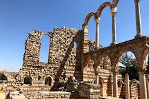 Anjar Citadel, Anjar, Lebanon