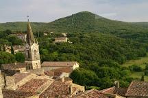 Chateau des Roure, Labastide-de-Virac, France