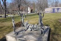 The Sculpture Park, Palanga, Lithuania