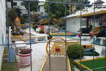 Mini Golf, Campos Do Jordao, Brazil