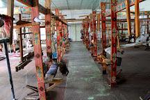 Yodgorlik Silk Factory, Margilan, Uzbekistan