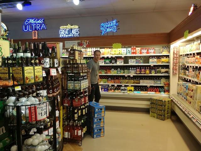 Dave's Supermarket