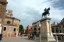 Campo Santi Giovanni e Paolo, Venice, Italy