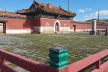 Amarbayasgalant Monastery, Mongolia