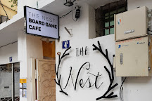 The Nest - Board Game Cafe, Hanoi, Vietnam
