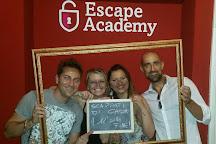 Escape Academy, Turin, Italy
