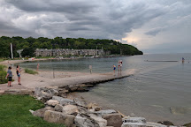 Sister Bay Beach, Sister Bay, United States