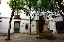 Plaza de Santa Marta, Seville, Spain