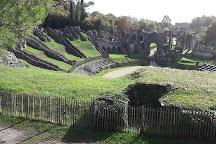 Arc de Germanicus, Saintes, France