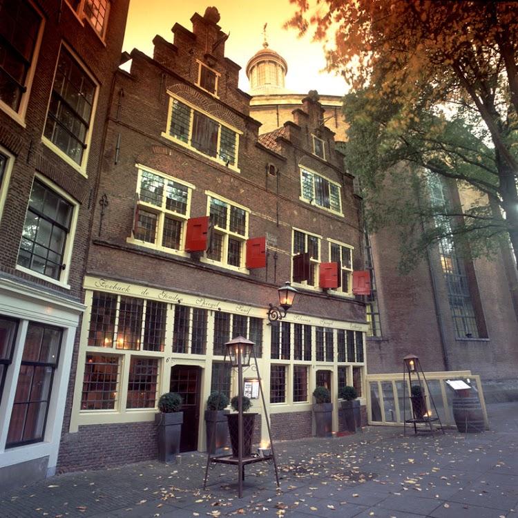 De Silveren Spiegel Amsterdam