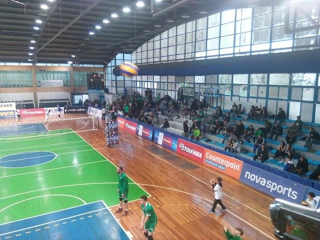 Panellinios Indoor Hall