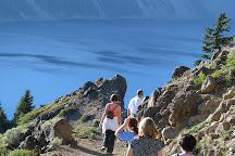 Garfield Peak, Crater Lake National Park, United States