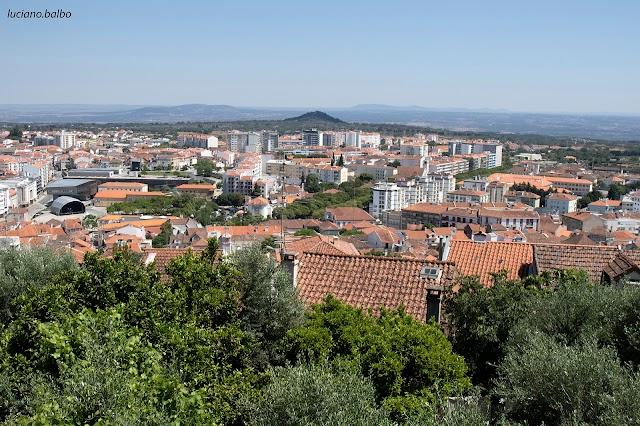 Torre do Castelo Templário Castelo