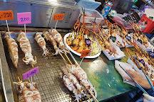 Krabi Weekend Night Market, Krabi Town, Thailand