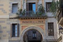 Pasaje De La Paz, Barcelona, Spain