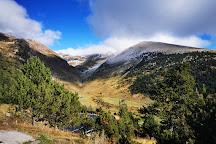 Mirador del Roc del Quer, Ordino, Andorra