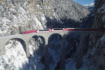 Landwasser Viaduct, Filisur, Switzerland