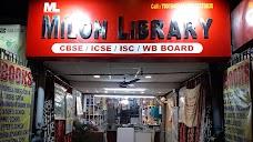 MILON LIBRARY STEELMARKET SCHOOL BOOKS WHOLESALE SHOP, CBSE/ ICSE/ISC/WBBOARD NCERT REFERENCE