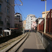 Железнодорожная станция  Via Nocera
