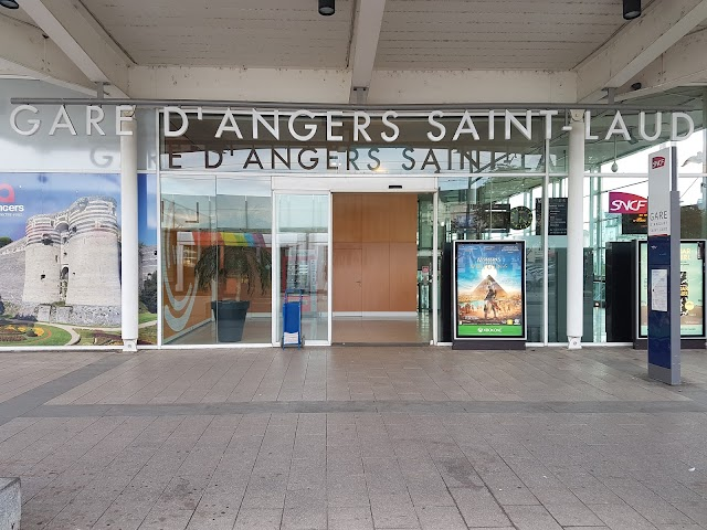 Angers St-Laud Train Station