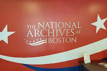 National Archives at Boston, Waltham, United States