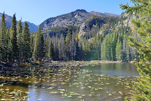 Nymph Lake, Rocky Mountain National Park, United States