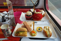 Brigit's Bakery Bus, London, United Kingdom