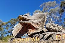 Australian Reptile Park, Gosford, Australia