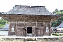 Kokutaiji Temple, Takaoka, Japan