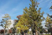 Nakano Shiki no Mori Park, Nakano, Japan