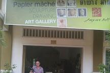 Jayav Art, Siem Reap, Cambodia