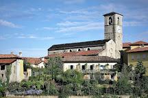 Collegiata di San Vittore, Brezzo di Bedero, Italy