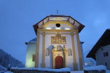 Église Saint-Nicolas de Véroce, Saint-Gervais-les-Bains, France