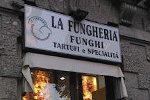 La Fungheria, Milan, Italy