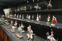 Le Musee de la Figurine Historique, Compiegne City, France