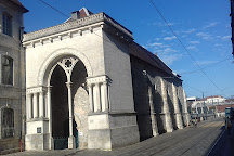 Temple et galerie du Saint-Esprit, Besancon, France