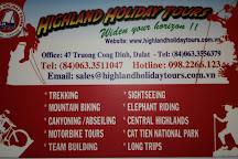 Highland Holiday Tours, Da Lat, Vietnam