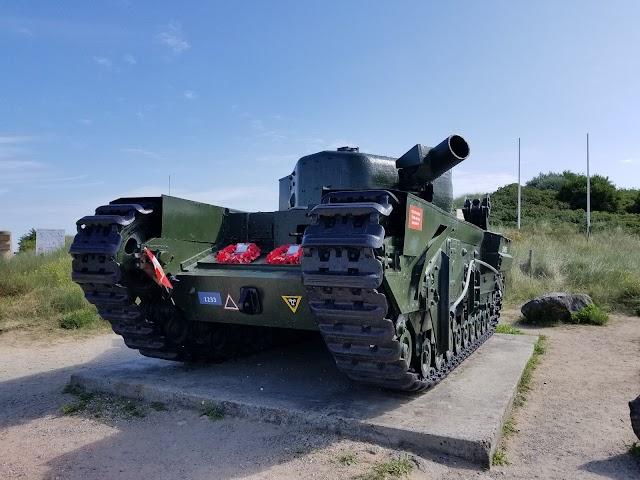 II WW Tank